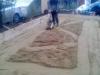 22.04.16. Уплотнение песчаного основания