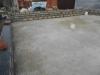 28.04.16. Кладка цоколя из бетонных блоков