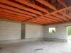 20.05.2019. Стропильная система. Вид изнутри гаража