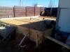 Устройство песчаного основания гаража
