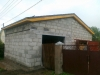 Завершение работ по реконструкции гаража