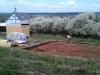 Земляные работы, бурение анкерных свай