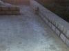 Устройство цоколя из бетонных блоков