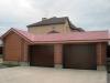 Завершение строительства гаража