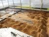 28.08.16. Песчаная подушка по геотекстилю