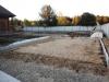 14.05.17. Установка опалубки и планирование песчаного основания под проектный уровень