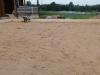 25.07.2018. Уплотненное песчаное основание