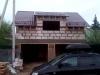 Завершение работ основного цикла строительства гаража