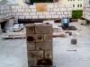 Кладка стеновых блоков