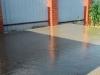 Бетонирование фундамента гаража
