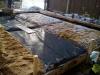 Опалубка, подкладочный слой из геотекстиля, песчаное основание