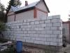 Армированная кладка стен из пеноблоков