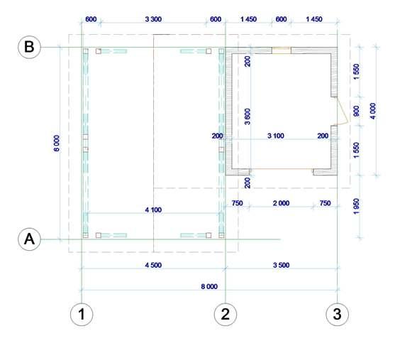 Моделирование, проектирование гаражей