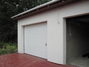 оштукатуривание гаража