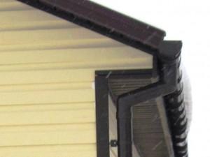 виниловые софиты гаража
