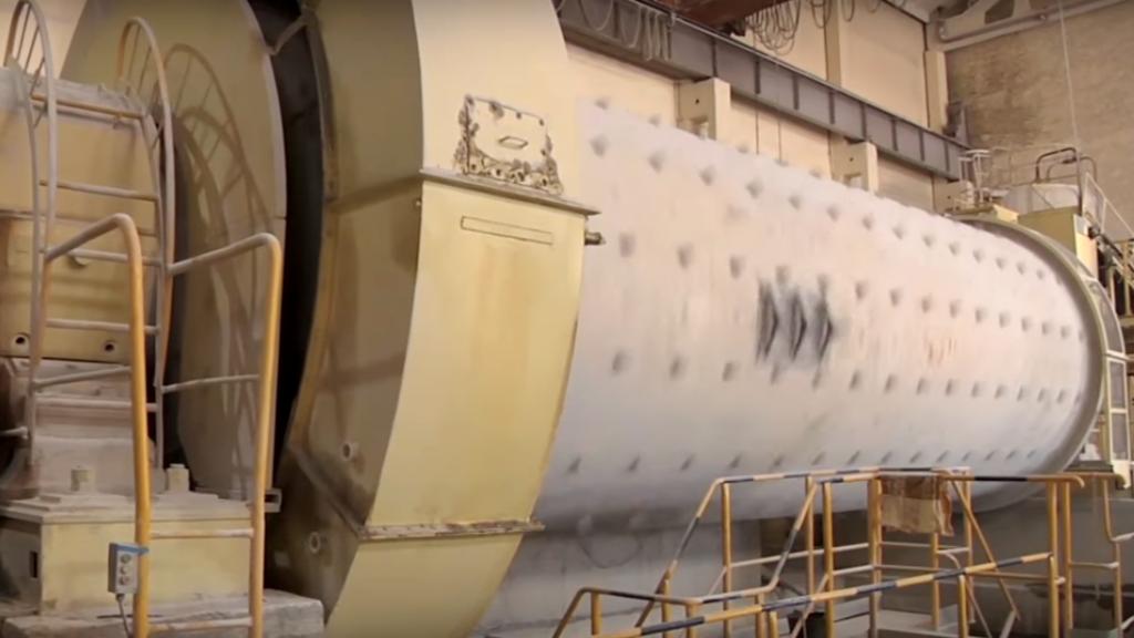 оборудование для измельчения песка - технология производства газобетона