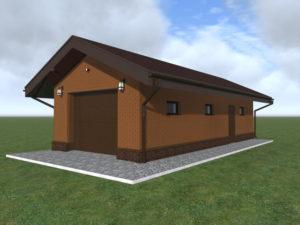Проекты домов пеноблоков фундаментом в Подольске